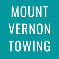 mount vernon towing logo